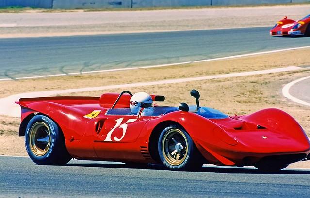 1967 Ferrari 350P4 Canam #0858