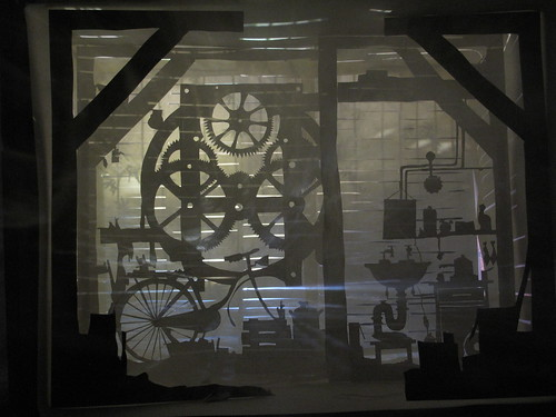 The clockmaker's House | by am4ndas