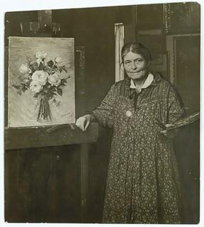 Bertha Wegmann | by Royal Danish Library