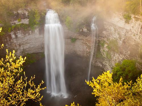 tennessee waterfalls fallcreekfalls