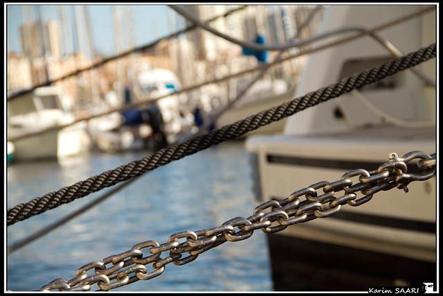 ★ Port de Toulon ~ Karim SAARI ©