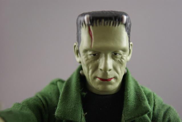 EMCE  Glenn Strange Frankenstein