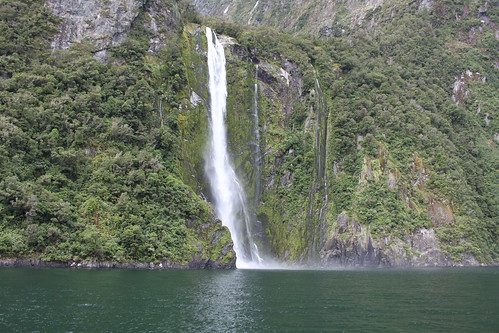 Milford Sound Waterfall | by Christina.McDaniel