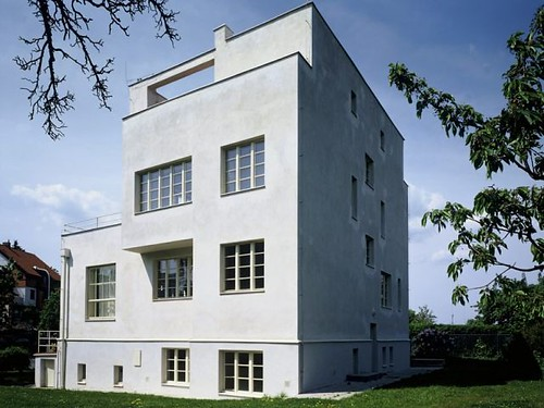 Adolf Loos designed House in Prague | by athomenetwork