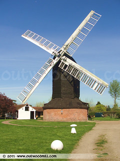 Outwood Mill | Outwood Post Mill | Windmill | External View 07 | by Outwood Windmill