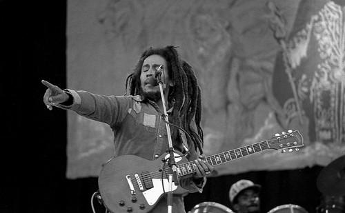 Bob Marley | by monosnaps