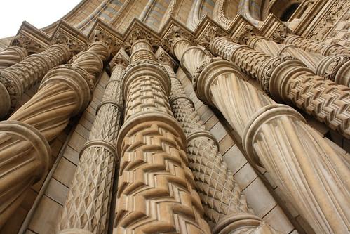 2011_04 Natural History Museum Columns | by JadeDickinson