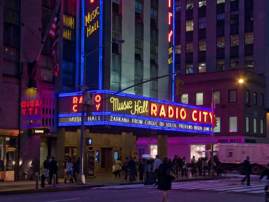 Radio City Music Hall 2