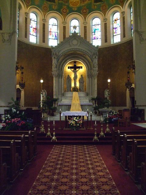 St. Benedict Catholic Church, Terre Haute, IN