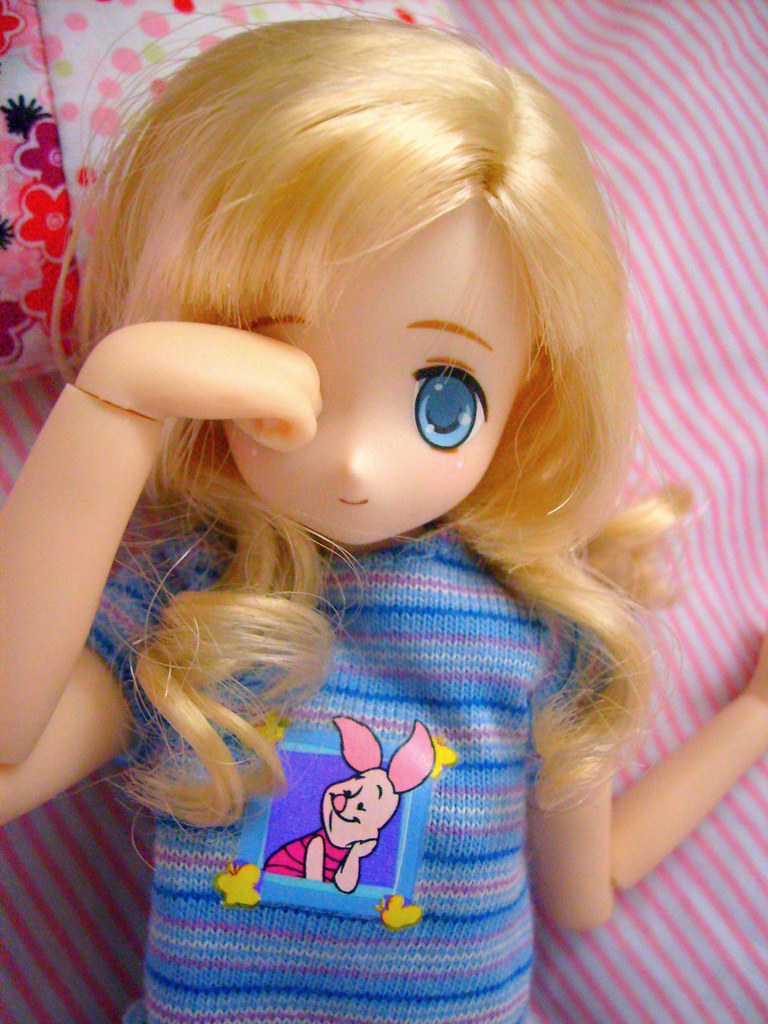 Good Morning This Is Sophie My First Pure Neemo Doll Sh Flickr