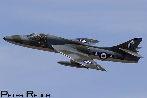 G-BXFI / Private / Hawker Hunter T7 | by Peter Reoch