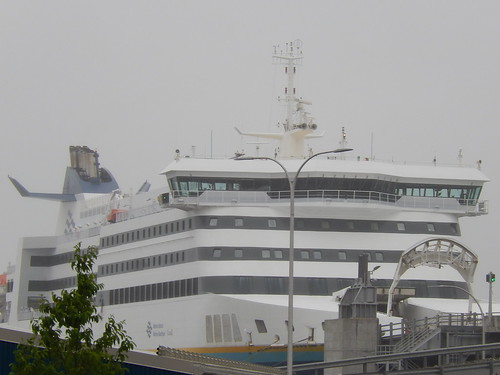 Ferry naar Newfoundland - 1