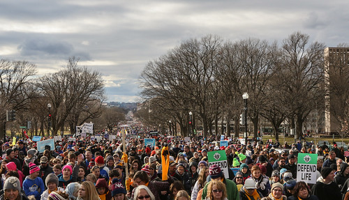 March for Life: the Crowd | by Lawrence OP