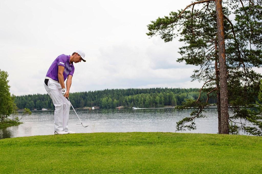 Golf by Lake Saimaa Finland   Lappeenranta & Imatra region p…   Flickr