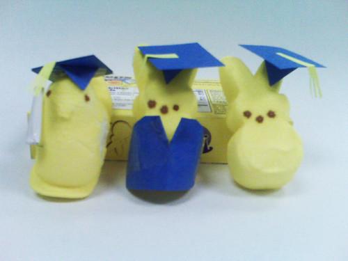 Graduation Peeps!