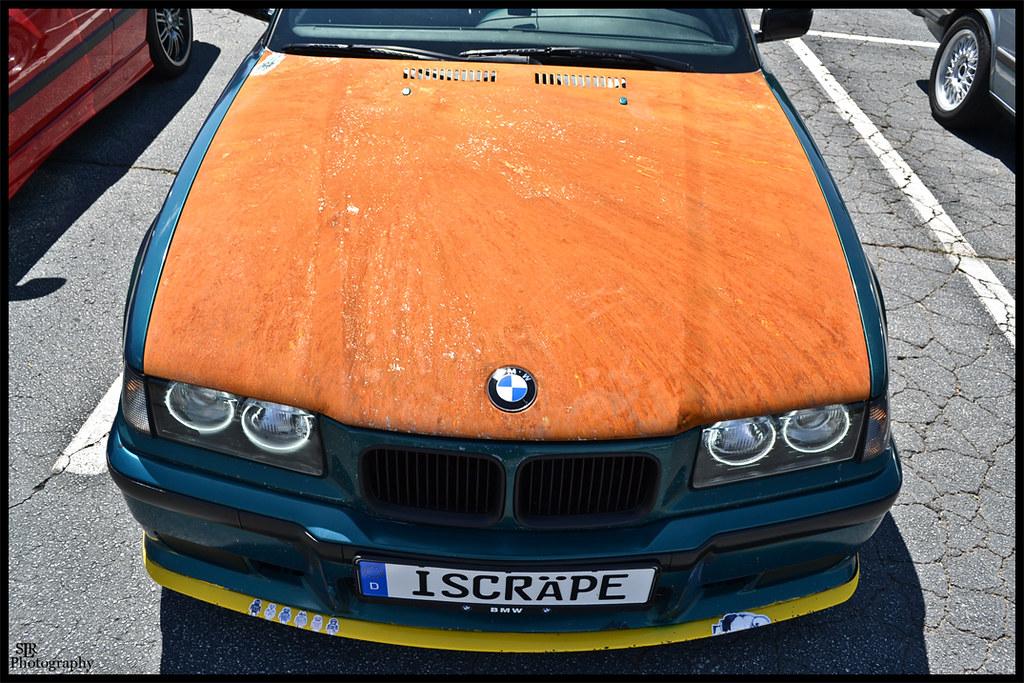 Rust Hood Look - e36 | Shaun Rodecker | Flickr