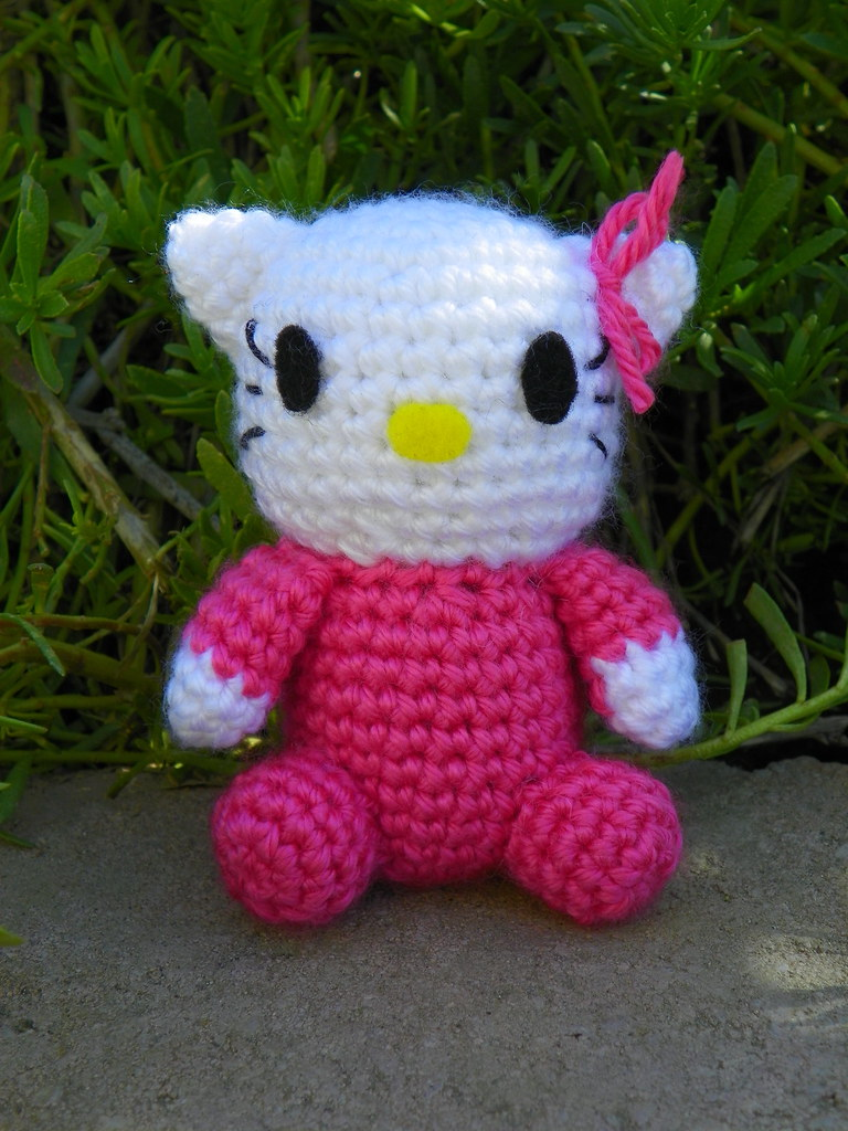 Kitty | Crochet Thoughts | 1024x768