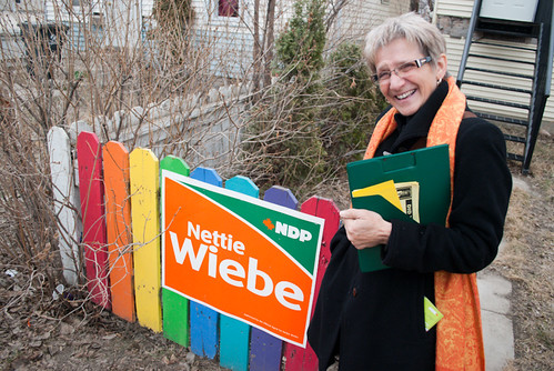 On the Campaign Trail | by nettiewiebe