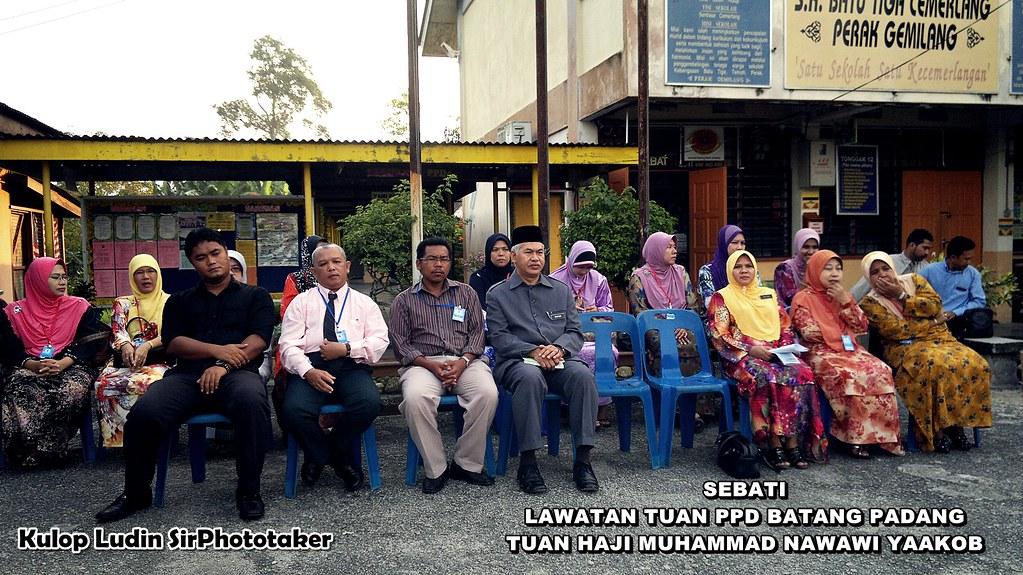 Lawatan Pemantauan Tuan Ppd Batang Padang Tuan Haji Muhamm Flickr