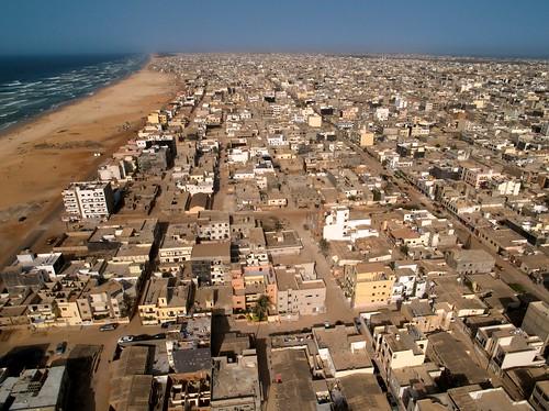 Dakar Roofs - Beach & Ocean | by Jeff Attaway