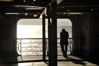 Ferry Crossing to Sicily | by nwhitford