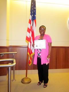 04-26-11 Naturalization Oath Ceremony | by Carl, Susan, Maya & Quattro Haynes