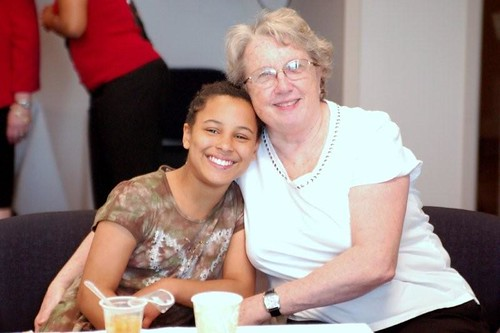 Foster Mother Who Cared for Over 20 Children at County Reception for Foster Care Parents | by fairfaxcounty