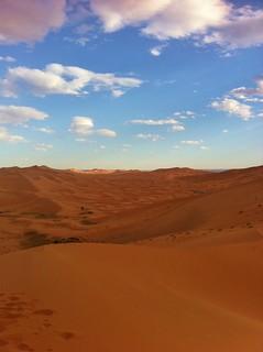 Endless Sahara | by Ryan Overeem