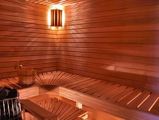Zen SPA sauna   by Unique Hotels Group
