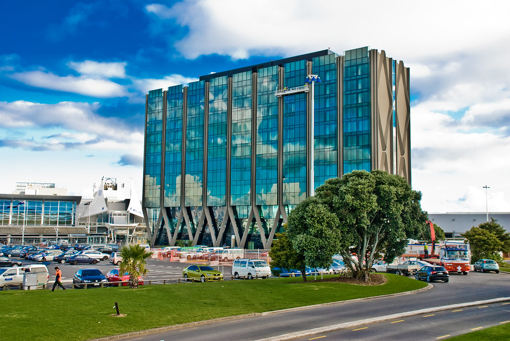 Hotel Novotel Auckland Airport, New Zealand