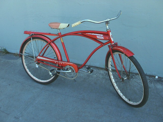 Vintage Huffy Cruiser   With a little TLC this American clas…   Flickr