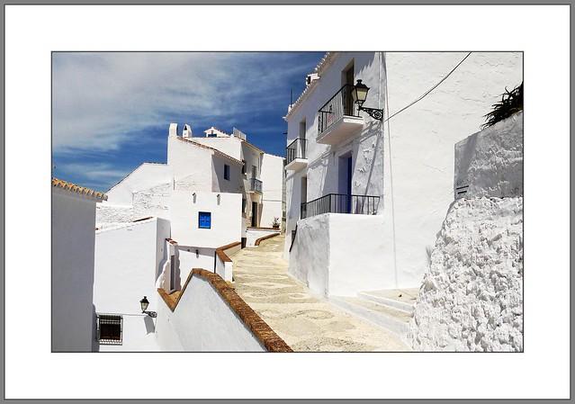 Weiße Dörfer... (White villages ..)