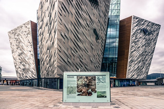 TITANIC BELFAST | by infomatique