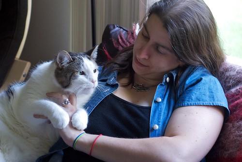 Jennifer and Goober   by mcwetboy