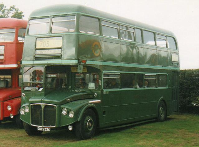 RCL 2233, CUV 233C, AEC Routemaster (3)