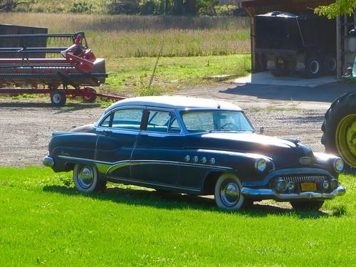 marcellusny barn farm antique buick roadmaster