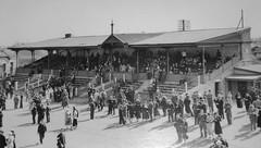 Grandstand, last used 1937