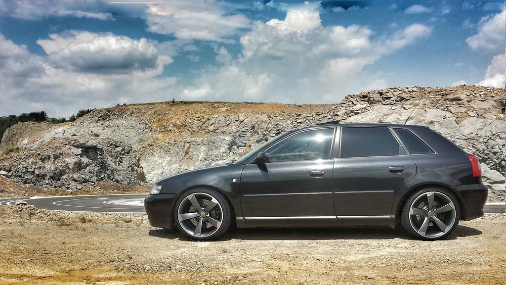 Audi A3 8l Rotors Gyunal Halil Flickr