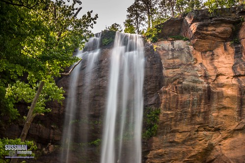 nature water georgia waterfall unitedstates toccoa toccoafalls stephenscounty thesussman sonyslta77 sussmanimaging