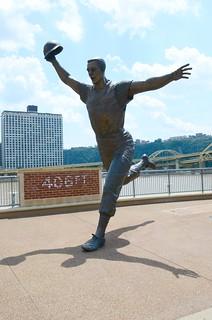 Bill Mazeroski Statue at PNC Park | by slgckgc