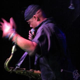 Fishbone - Angelo Moore