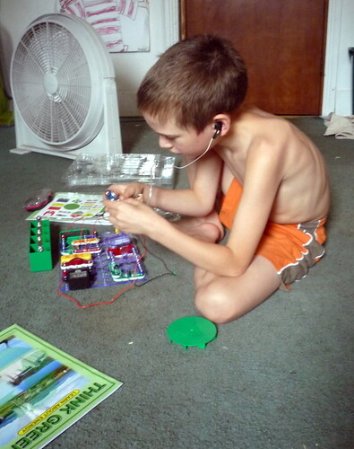 Green Energy Snap Circuits | by Mrs. Shamus Young