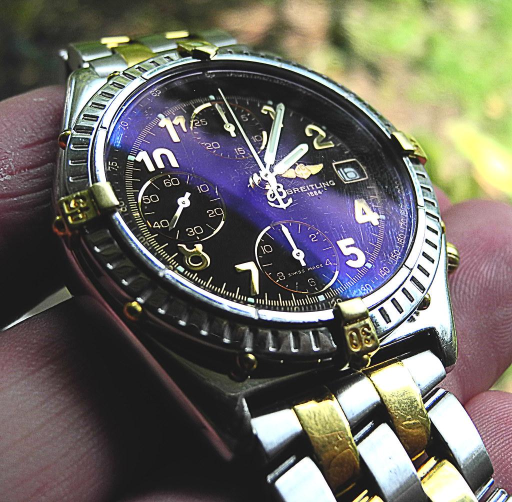 Breitling Chronomat B13050 1 Jimmy Smith Flickr