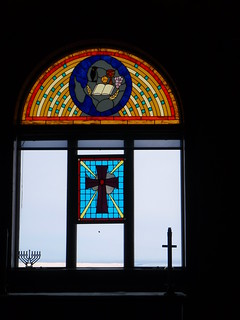 Chapel of the Snows - Stained Glass -2- | by Alan R. Light