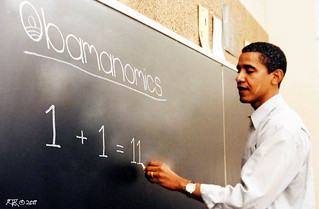 Obamanomics Lesson | by BKeyser_