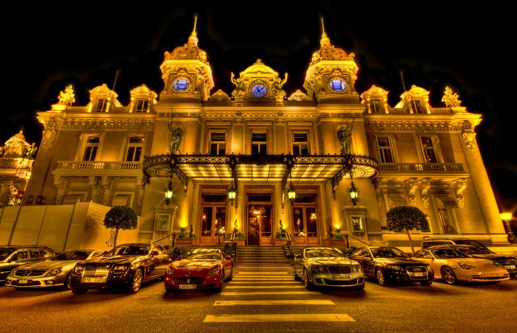 Monte Carlo Casino >> Casino Monte Carlo I Took This Picture A Couple Of Nights