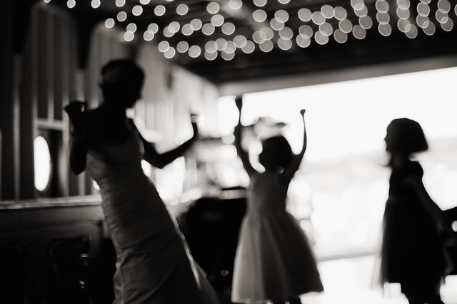 Dancing With The Bride