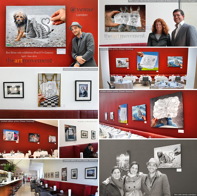 Exhibition - The Avenue - London