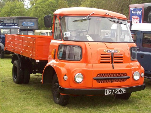 Morris light truck - HGV 207E