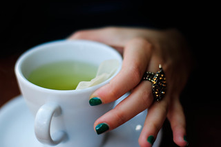 green tea | by phoxography-wien